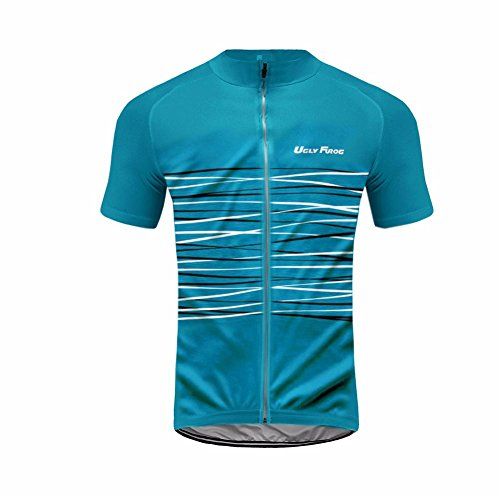 11 Bib Speed (Uglyfrog 2017 Newest Short Sleeve Cycling Jersey Bike Shirt Bicycle Top Outdoor Sports Clothes Men's Summer Style)