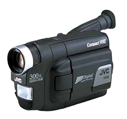 amazon com jvc gr axm225u palm size compact vhs camcorder with lcd rh amazon com DVD Camcorder VHS Camcorder App
