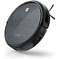 [Power Boost Tech] eufy RoboVac 11+, High Suction, Self-Charging Robotic Vacuum Cleaner, Filter for Pet, Cleans Hard Floors to Medium-Pile Carpets