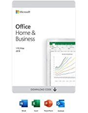Microsoft Office Home & Business 2019 | English | 1 Device | PC/Mac Download
