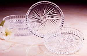 Pinwheel Coasters or Dish Holders (Set of 4)