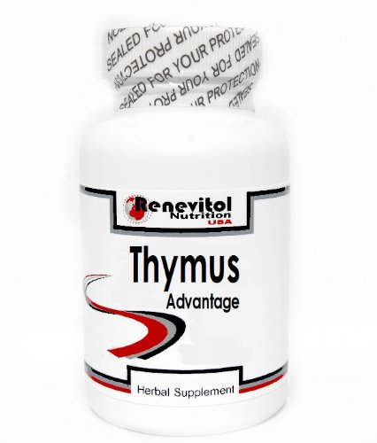 Thymus Advantage 90 Capsules ~ Renevitol by Renevitol