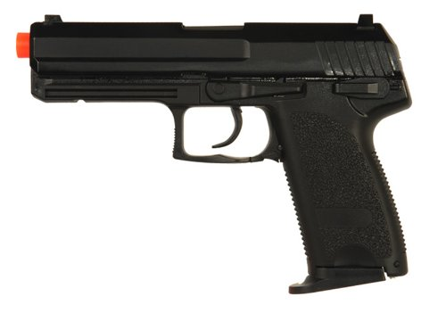 (hfc hga-166 gas blowback metal silde airsoft pistol semi/full auto(Airsoft)