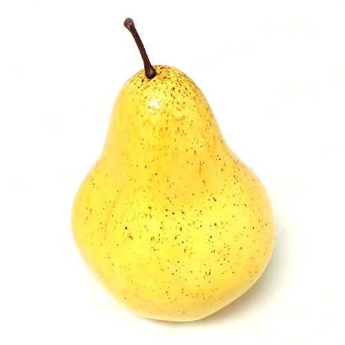 Aleko 6afper decorative realistic artificial fruits for Artificial pears decoration