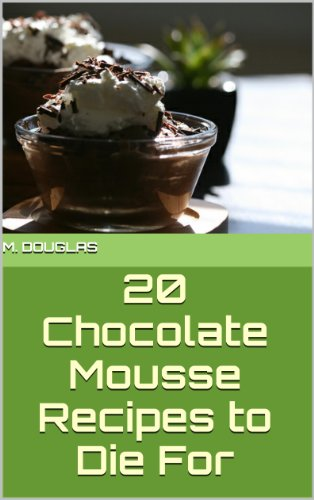 Chocolate Mousse Recipes Die Book ebook product image