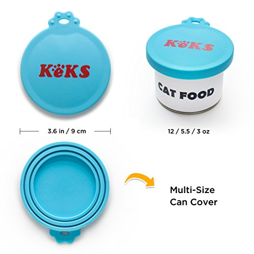 Cats And Dogs Caring Pet Food Bowls