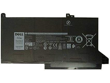 Amazon com: Genuine Battery for Dell Latitude 7280 7480