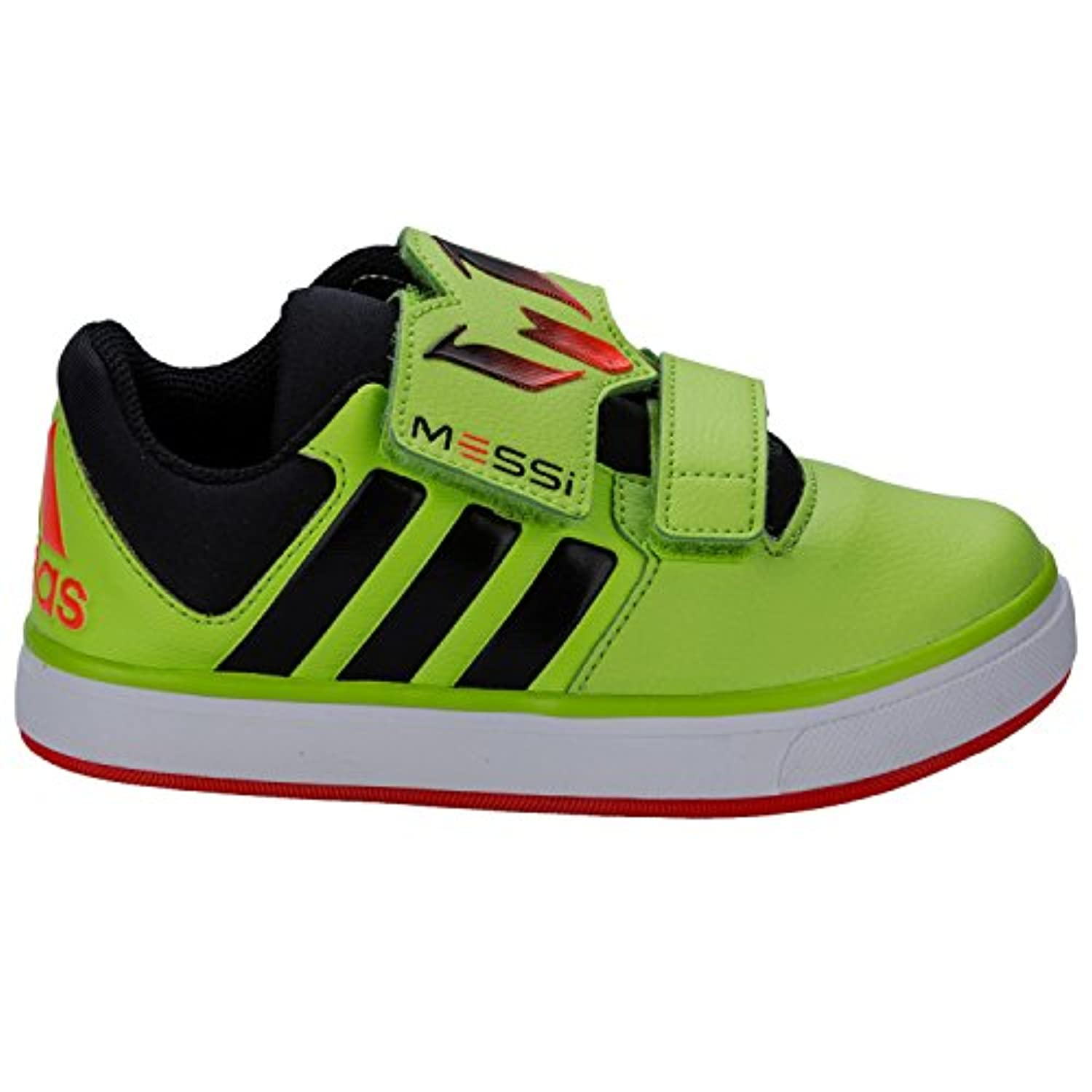Boys adidas Children Boys Messi Trainers in Lime - 11 child