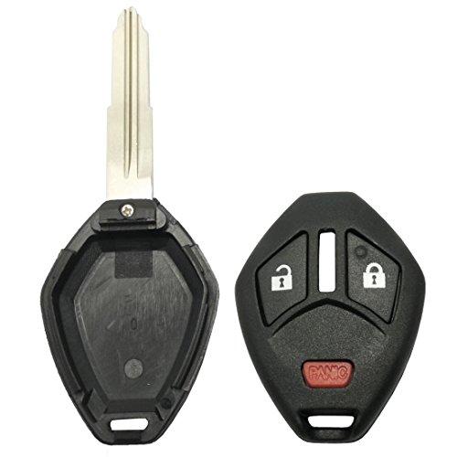 mitsubishi keys case - 9