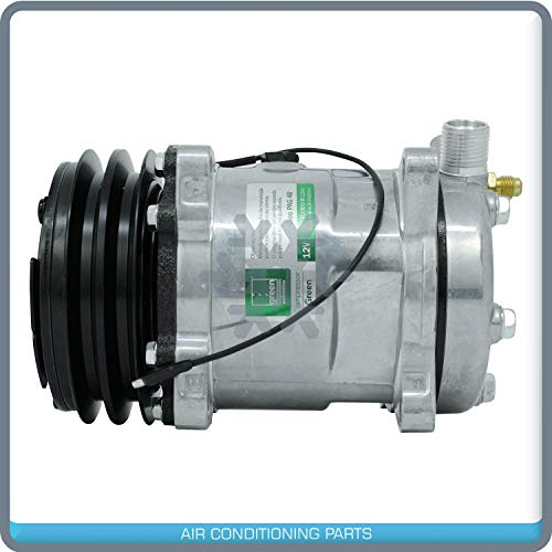 (A/C Compressor for Excel/Jeep Wagoneer/Mack CH, CL, LE, MR/Mazda 626. 253471336228 ST7 QT)