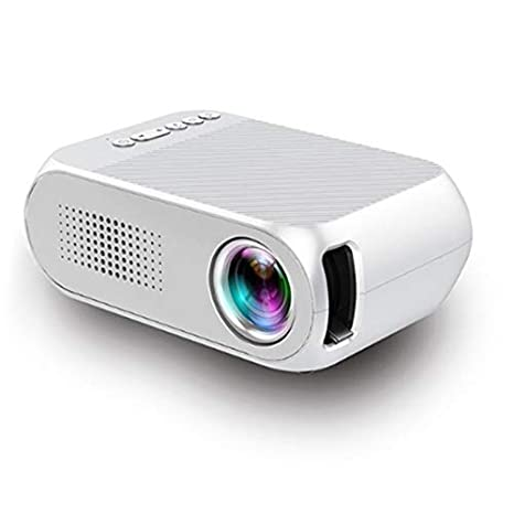 Profesional YG320 LED Video Digital Home Theater Proyector ...