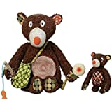Woodours Daddy and Baby Bear Interactive Playset (Discontinued by Manufacturer)