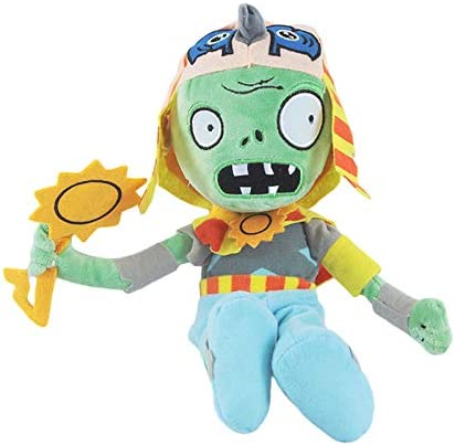 Plant with ZOMBIES PVZ soft plush toy filled doll Teddy children collect Christm