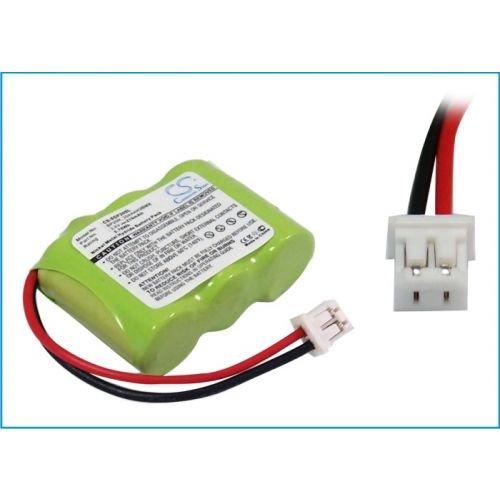 VINTRONS 210mAh Ni-MH Battery Dogtra Receiver 300M, Receiver 302M Dog Training collar -