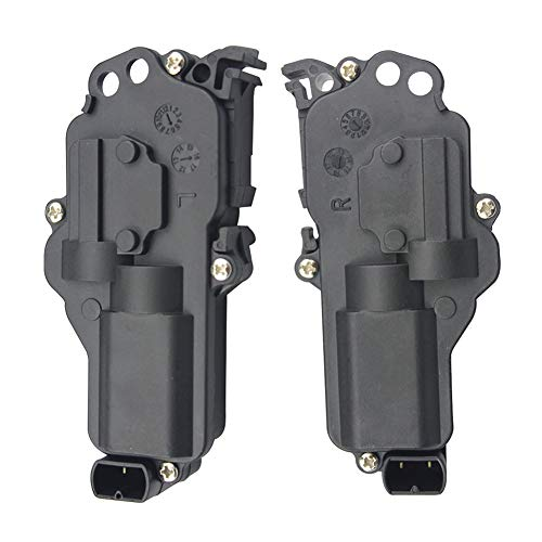 (Power Door Lock Actuator Front Rear Left Right LH & RH Pair Set For Ford Truck Mustang Mercury)