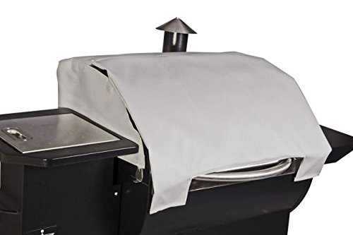 Camp Chef Smokepro Insulated Blanket, Gray, PG24BLK
