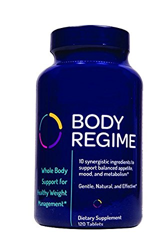Body Regime Healthy Weight Management & Weight loss Pills for Women