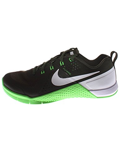 3994a386c27a Galleon - NIKE MEN Metcon 1 Training Shoes - Cargo Khaki  Green Strike  704688-313 Size 12