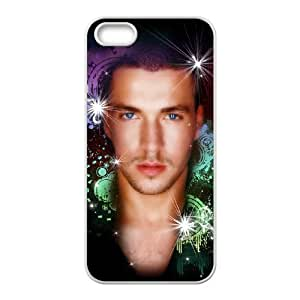 iPhone 5 5s Cell Phone Case White Shayne Ward Phone Case Cover Durable 3D CZOIEQWMXN32633