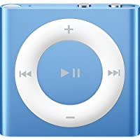 Apple iPod shuffle 2 GB Blue (Discontinued by Manufacturer)