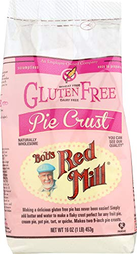 Bob's Red Mill (NOT A CASE) Gluten Free Pie Crust Mix