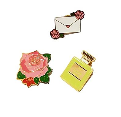Niche Valentine Combo Gift Pink Rose, Love Message,Chanel
