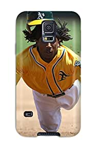 New Premium DanRobertse Oakland Athletics Skin Case Cover Excellent Fitted For Galaxy S5
