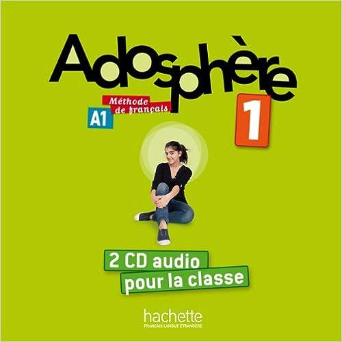 Adosphère 1 - Cd Audio Classe Epub Descargar Gratis