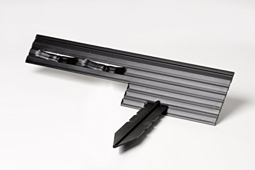 PRO Aluminum Landscape Edging - 1/8'' X 4'' X 8' (120' per box) - Mill Finish by Dreamscape Superior Landscape Edging (Image #1)