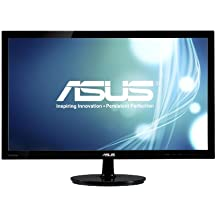 """ASUS VS228H-P 21.5"""" Full HD 1920x1080 HDMI DVI VGA Back-lit LED Monitor"""