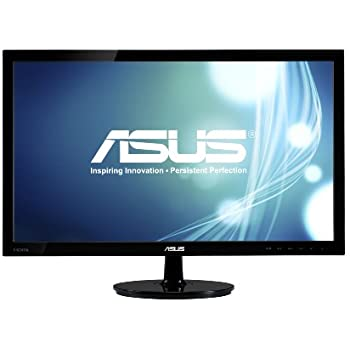 "ASUS VS238H-P 23"" Full HD 1920x1080 2ms HDMI DVI VGA Back-lit LED Monitor"
