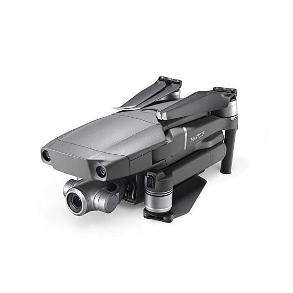 DJI Mavic 2 Zoom Drone con Fly More Kit di Accessori Incluso, 2 Batterie di Volo Intelligenti, Caricabatteria da Auto, Stazione di Carica, Adattatore a Power Bank, Eliche, Borsa 3 spesavip