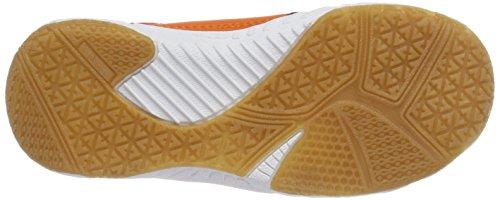 Lico Sport Vs, Zapatillas de Deporte Interior Unisex Niños Rojo (Rot/orange/lemon Rot/orange/lemon)