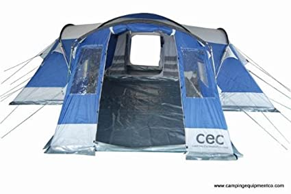 Discovery 10 Man Family Tent Dome C&ing  sc 1 st  Amazon.com & Amazon.com : Discovery 10 Man Family Tent Dome Camping : Sports ...
