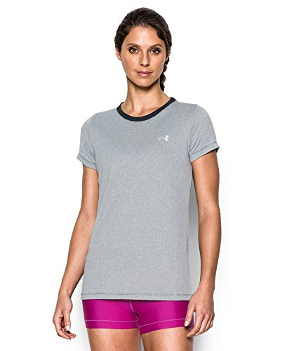 under-armour-womens-tech-crew-stripe-black-white-large