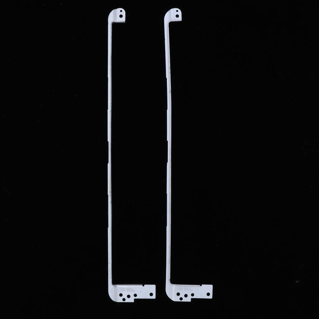 Almencla Replacement LCD Hinge Left Right for HP CQ50 CQ60 G50 G60 Laptop