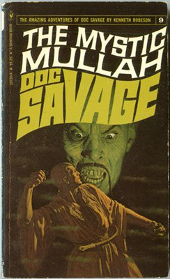 Doc Savage Original Book Series
