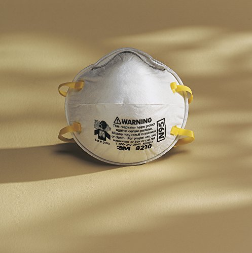 3M 7048 Safety Respirator Particle