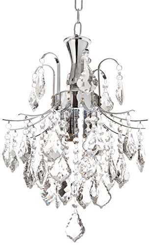 Susan Crystal Chandelier