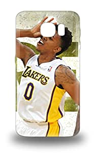 Snap On Case Designed For Galaxy S6 NBA Los Angeles Lakers Nick Young #0 ( Custom Picture iPhone 6, iPhone 6 PLUS, iPhone 5, iPhone 5S, iPhone 5C, iPhone 4, iPhone 4S,Galaxy S6,Galaxy S5,Galaxy S4,Galaxy S3,Note 3,iPad Mini-Mini 2,iPad Air )