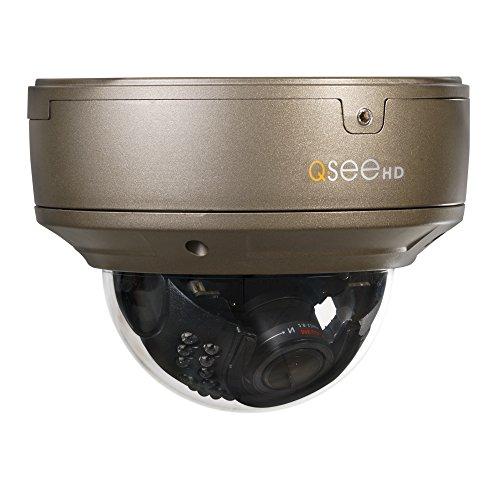 Q-See (Certified Refurbished) QTN8040D-R, 3MP/1080p HD Varifocal Bullet Security Camera with 165' Night Vision by Q-See