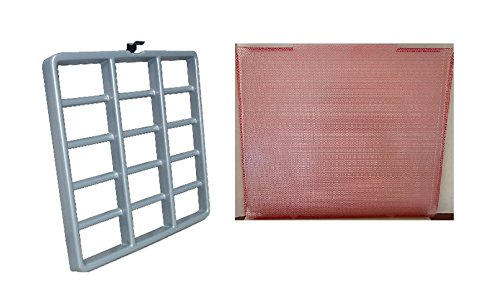Grill Screen & Insert for Case-IH International Harvester Tractors 766 786 886 from StevensLake
