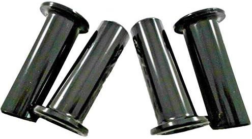 ACEHE Kit de Manguito de Montaje de Brazo oscilante Piezas de Repuesto de suspensi/ón de Freno para Accesorios de actualizaci/ón de Coche de Metal As-Swing de Brazo Polaris Negro