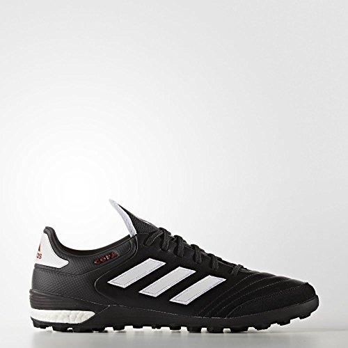 adidas Copa Tango 17.1 Tf, pour les Chaussures de Formation de Football Homme, Noir (Nero Negbas/Ftwbla/Negbas), 46 EU