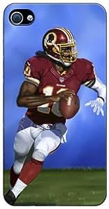 Robert Griffin III RG3 Washington Redskins NFL v2 Apple Iphone 6 4.7Inch Case 3102mss