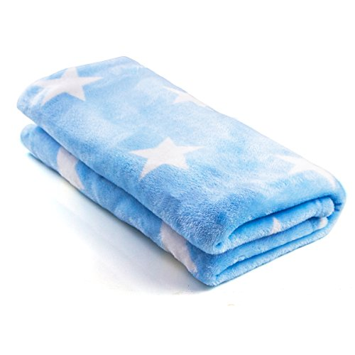Ghome Flannel Fleece Pet Dog Blanket Print Cute Pattern Puppy Cat Warm and Soft Bed Mat 31