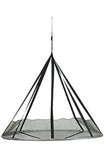 Amazon Com Flower House Moondrop Hanging Hammock Chair Green Garden Outdoor