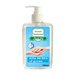 300ML Disposable Long-Lasting Speed Dry Hand Lotion Disposable Household Cleaner Hand Wash Free Fast Dry Baby Child Adult Available