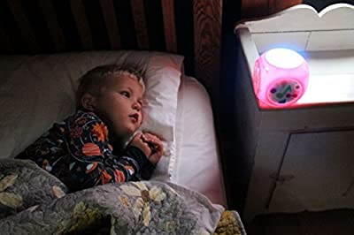 Star Projector Sound Machine With Cry Detect By Calm Knight Baby White Noise Soother