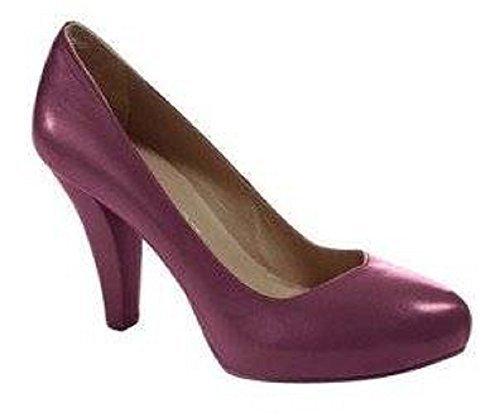Vestir De Beere Mujer Cuero Pumps Patrizia Zapatos Dini qawA8fqZ